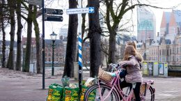 Haagse markt open op tweede paasdag haagmedia
